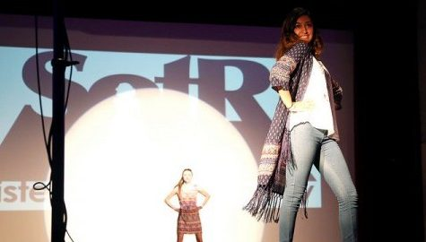 Doing good while looking good: Fashion show raises domestic violence awareness