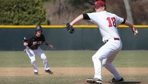 Matt Bare excelling when called upon for UMass baseball
