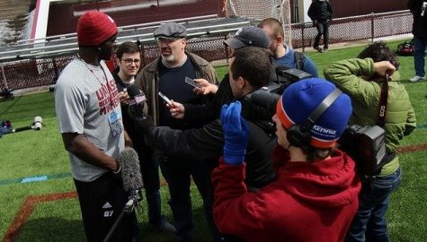 UMass Pro Day offers players a chance to be noticed