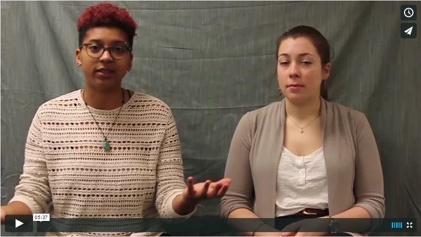 SGA Candidates: Charlotte Kelly and Sammi Gay