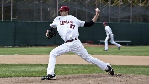 UMass eager to use flat-seam baseballs