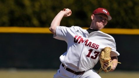 Ryan Moloney pitching with confidence for UMass baseball