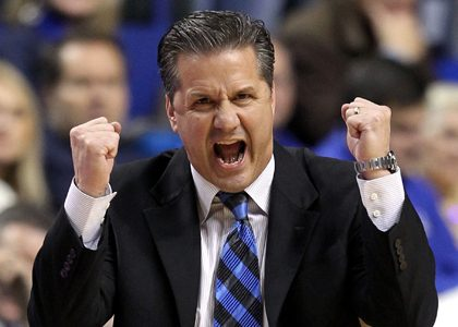 UMass to retire Calipari jersey