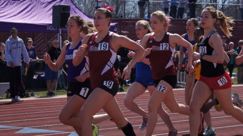 On April 12th UMass Amherst hosted the Minuteman Invitational as well as the UMass senior day for Track & Field. (Cade Belisle/Flickr)