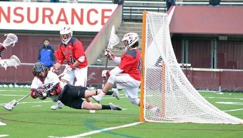 Too little, too late once again for UMass men's lacrosse