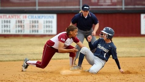 UMass softball with a busy weekend ahead of them