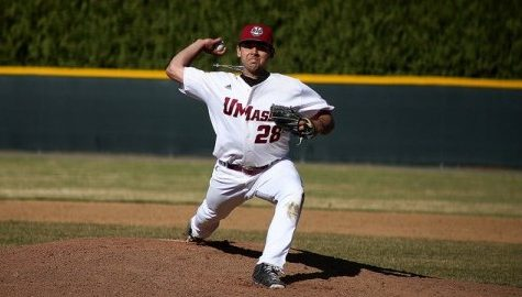 UMass pitching staff lifts team