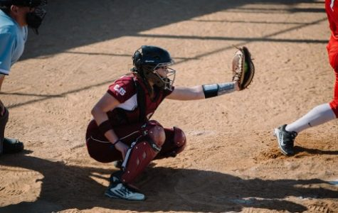 UMass softball drops pair of games against first-place Dayton