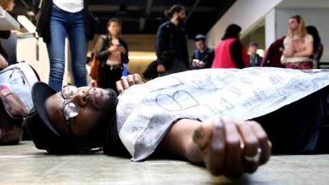 SLIDESHOW: Police Brutality Protest