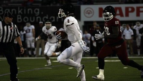 Three up three down: Quarterback, defensive line play in focus for UMass