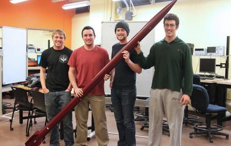 Minuteman Launch Team races to space in upcoming competition