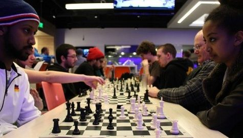 Competitive fun is the name of the game for the UMass Chess Club