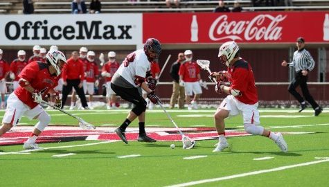 UMass men's lacrosse loses third straight to conclude nonconference play