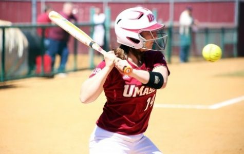 UMass softball falls flat against Fordham, 6-0