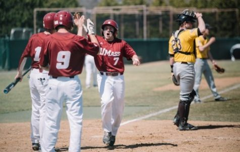 UMass baseball clinches series vs. Bonnies with Sunday victory