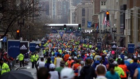 SLIDESHOW: 119th Boston Marathon