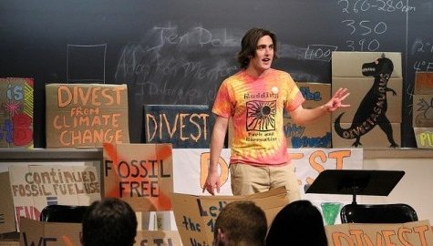 Divest UMass makes strides at Board of Trustees meeting