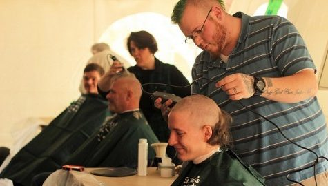 UMass fraternity to take part in St. Baldrick's head-shaving event