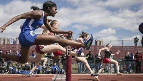 UMass track and field sees strong showing at Holy Cross Invitational