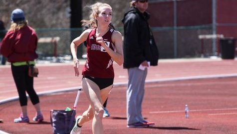 UMass women's track and field takes first place at Pre-Conference meet