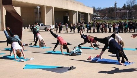 Earth Day Yogathon to promote breast cancer awareness and prevention