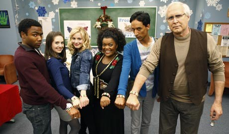 'Community' is learning to adapt in season six