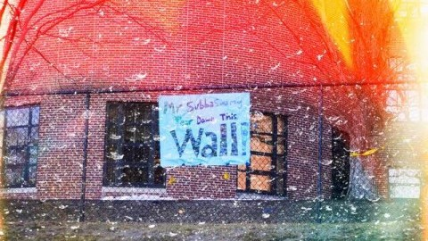 #StoppidWall #Lame #H8ThisWall #Lazyyyyy #Gottago