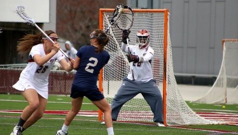 Rachel Vallarelli's career-year in net anchors tournament-bound Minutewomen