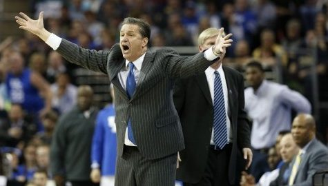 John Calipari: I'm better than you, UMass, and we both know it