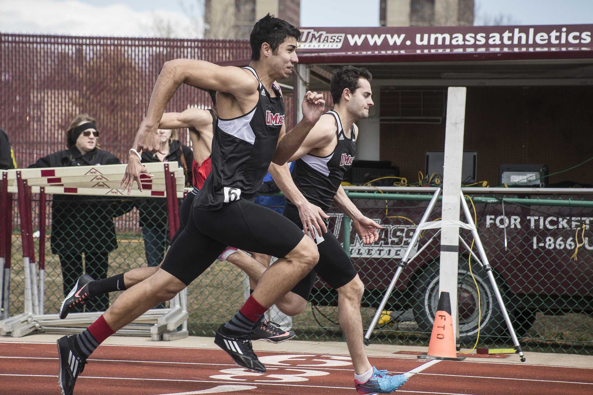 UMass athletes prepare for their first decathlon and heptathlon of the outdoor season