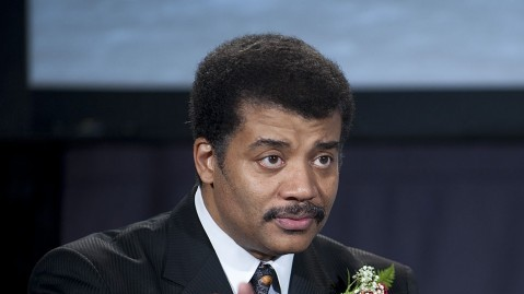 Neil Degrasse Tyson, the renowned astrophysicist, will speak at the 2015 commencement.