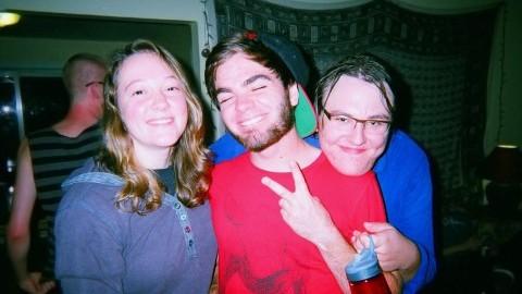 Hannah Frilot, Dan Delucia and Zac Bears.  (Courtesy of Zac Bears)