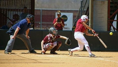 Quianna Diaz-Patterson closes book on historic senior season, successful career for UMass softball
