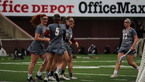 UMass women's lacrosse advances to A-10 championship with 12-3 win over George Mason
