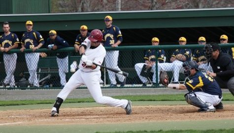 UMass baseball's ninth inning rally falls short in series finale with Richmond