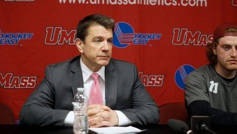 Two future UMass hockey players selected in 2015 NHL Draft