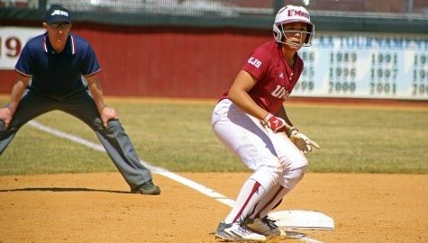 Former Minutewoman Quianna Diaz-Patterson named to Puerto Rican national softball team