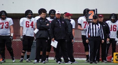 UMass football promotes Liam Coen, Spencer Whipple to co-passing game coordinators