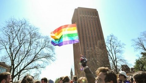 UMass ranked in top 25 for LGBTQ students