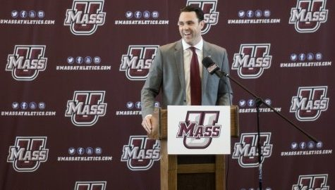 Ryan Bamford announces UMass will cover cost of attendance for all scholarship student-athletes