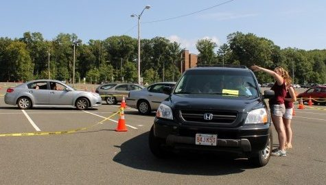 Potential nighttime and weekend parking fee at UMass tabled