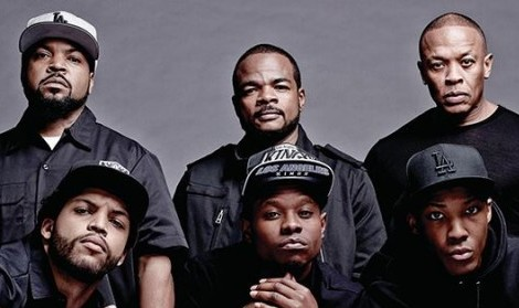 Official Straight Outta Compton Facebook Page