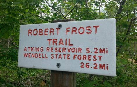 Explore the beautiful outdoors trails around Amherst