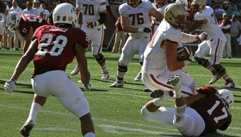 UMass football fall camp: Jackson Porter adapting well following switch to wide receiver