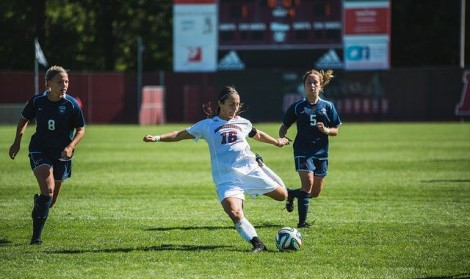 UMass women's soccer forward Jackie Bruno opens up about her battle with Lyme disease