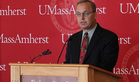 Amherst Town Manager John Musante dies on Sunday