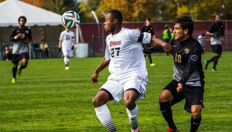 UMass men's soccer routed by Central Connecticut on Sunday