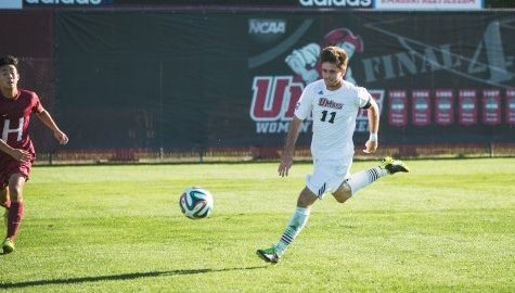 Offensive struggles continue for UMass men's soccer team in loss to Columbia