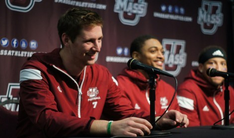 Business as usual for UMass football as it heads to Notre Dame