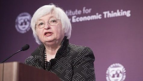 Janet Yellen to speak at UMass on Thursday